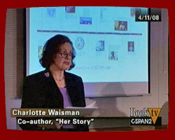 Her Story on CSPAN