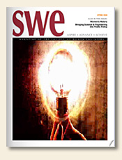SWE Magazine Cover